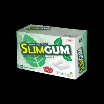SLIMGUM (Hộp 20 viên kẹo cao su)
