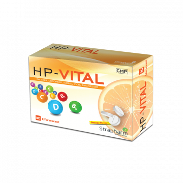 HP-VITAL (Hộp x 2 ống x 15 viên sủi)